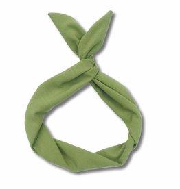 Byrd Byrd Headband - Olive Linen