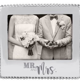 Mariposa 5 x 7 Mr & Mrs Frame
