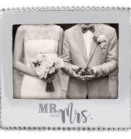 Mariposa 5 x 7 Mr & Mrs Frame
