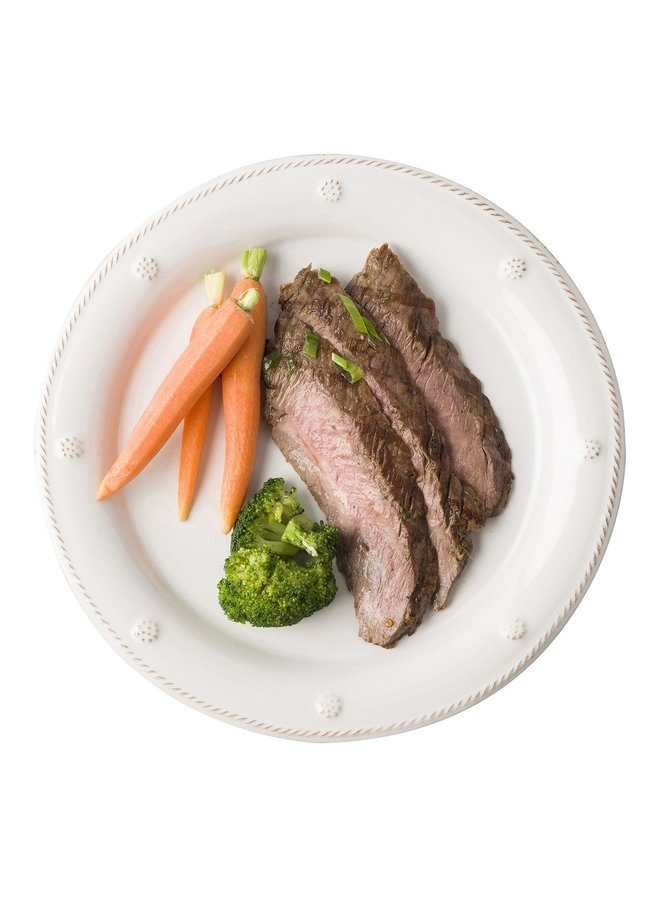 Berry & Thread Dinner Plate White