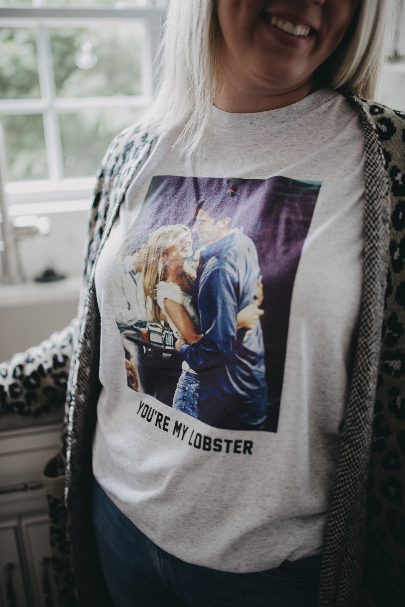 Friday + Saturday You're My Lobster Tee