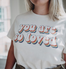 By Together Look Book - You Are So Loved Tee