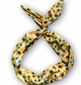 Byrd Byrd Headband - Sunflowers