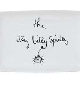 Creative Co-Op Itsy Bitsy Spider Tray