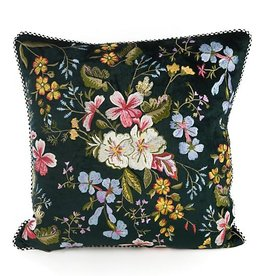 MacKenzie-Childs Veronica Garden Pillow