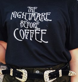 Vintage Soul Nightmare Before Coffee Tee