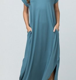 entro Fall Breeze Maxi Dress