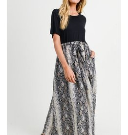 Jodifl Half and Twist Maxi