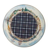 MacKenzie-Childs Highbanks Serving Platter