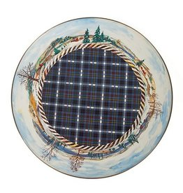 MacKenzie-Childs Highbanks Serving Platter