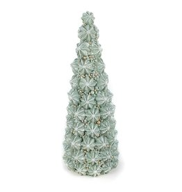 MacKenzie-Childs Meringue Tree - Green