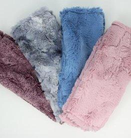 Dana Herbert Accessories Faux Fur Fingerless Gloves