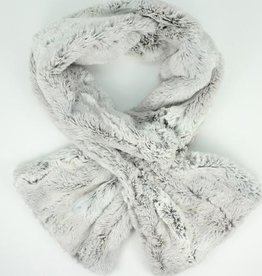 Dana Herbert Accessories Faux Fur Collar Scarf