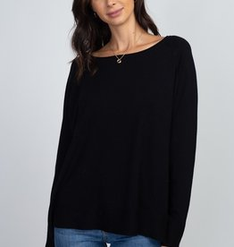 Dreamers Round Neck Fab Fall Sweater