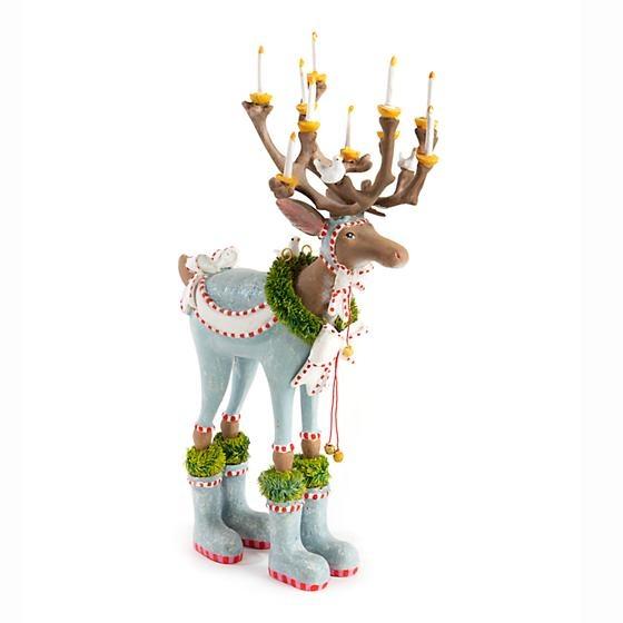 MacKenzie-Childs Patience Brewster Dash Away Dasher Reindeer