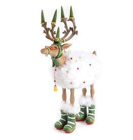 MacKenzie-Childs Patience Brewster Dash Away Reindeer