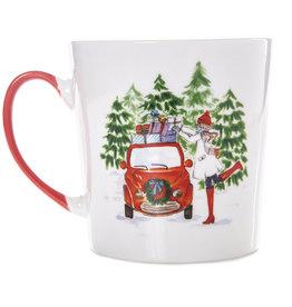 Graphique Fashion Car Mug