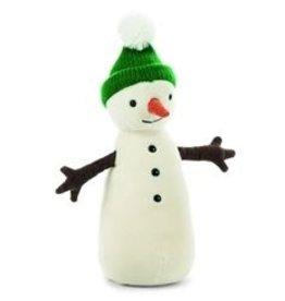 Jellycat Jolly SNowman Green Hat