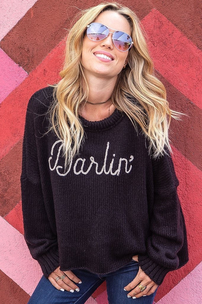 Wooden Ships Darlin' Pullover Sweater