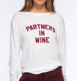 Sub Urban Riot Partners In Wine Camp Tee