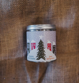 Aunt Sadie's Youngstown Snow Scene Candle