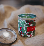 Aunt Sadie's Youngstown Holly Candle