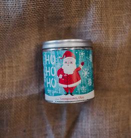 Aunt Sadie's Yougstown Vintage Santa Candle