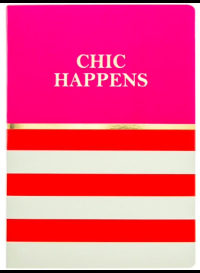 Pocket Note- Chic Happens