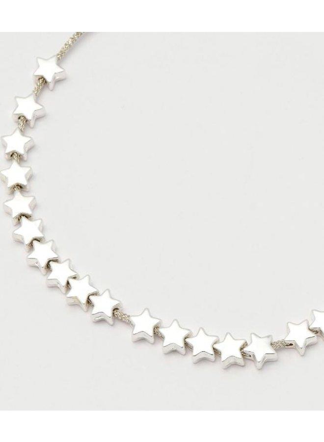 Silver Stars So Bright Bracelet