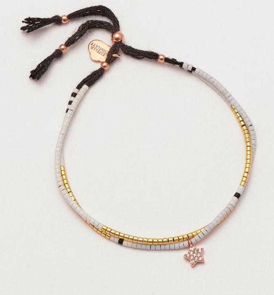 Estella Bartlett Phoebe Seed Bead Bracelet