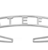 Maya J Stainless Steel Cuff-