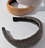 MerVeille Rhinestone Headband