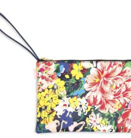 ban.do Get It TOgether Wristlet Pouch- Flower Shop
