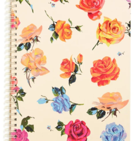 ban.do Rough Draft Mini Notebook - Coming Up Roses