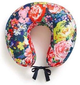 ban.do Getaway Travel Pillow- Flower Shop