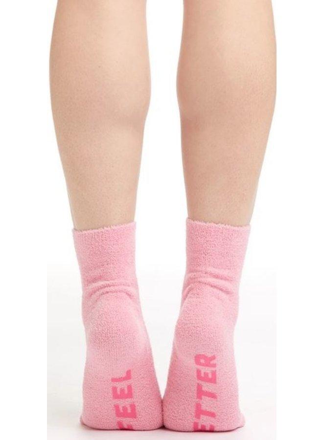 Cozy Grip Socks Feel Better