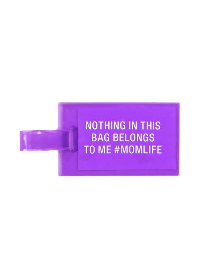 #MOMLIFE Luggage Tag