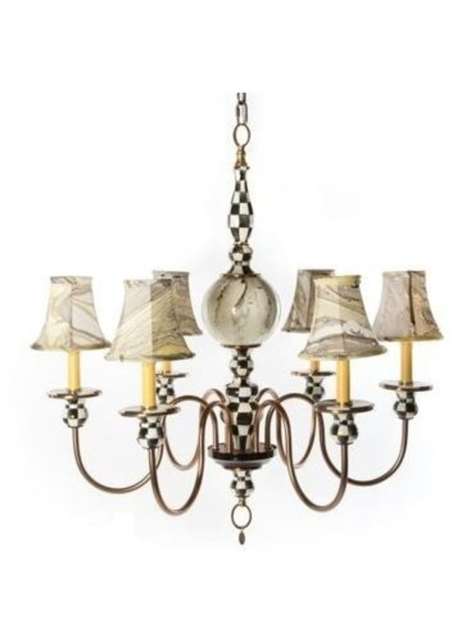 Courtly Palazzo Chandelier