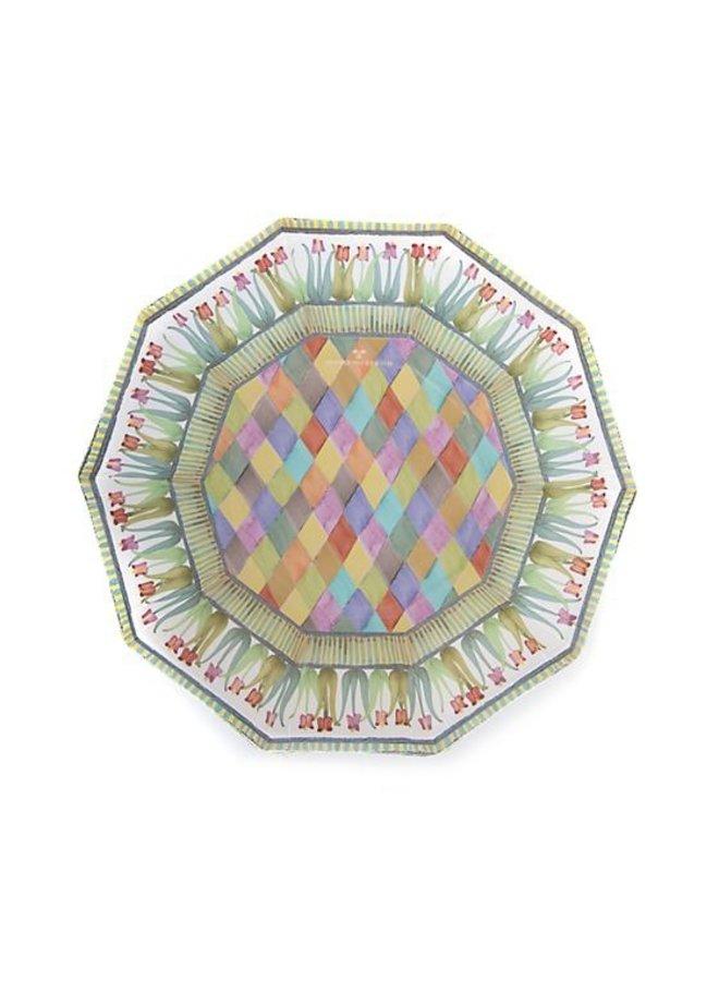 Poplar Ridge Paper Plates-Salad/Dessert