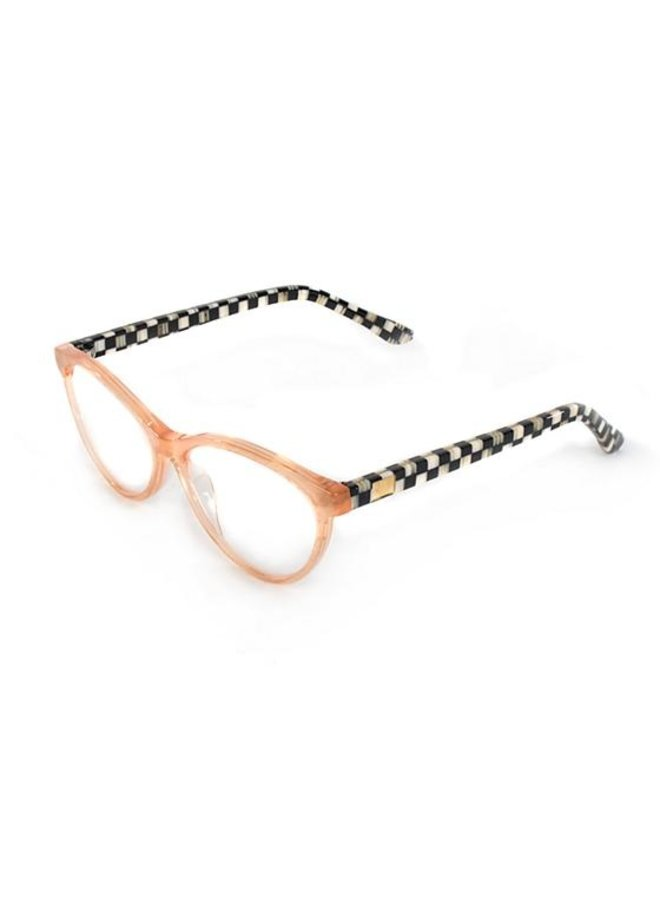 Rose Gold Leno Readers -