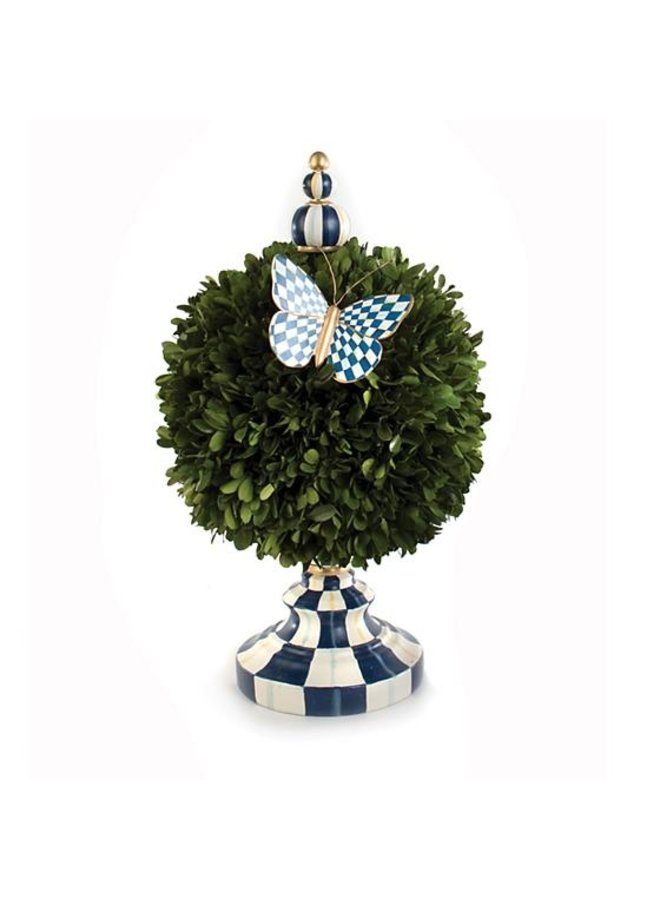 Royal Check Architect's Centerpiece - Medium