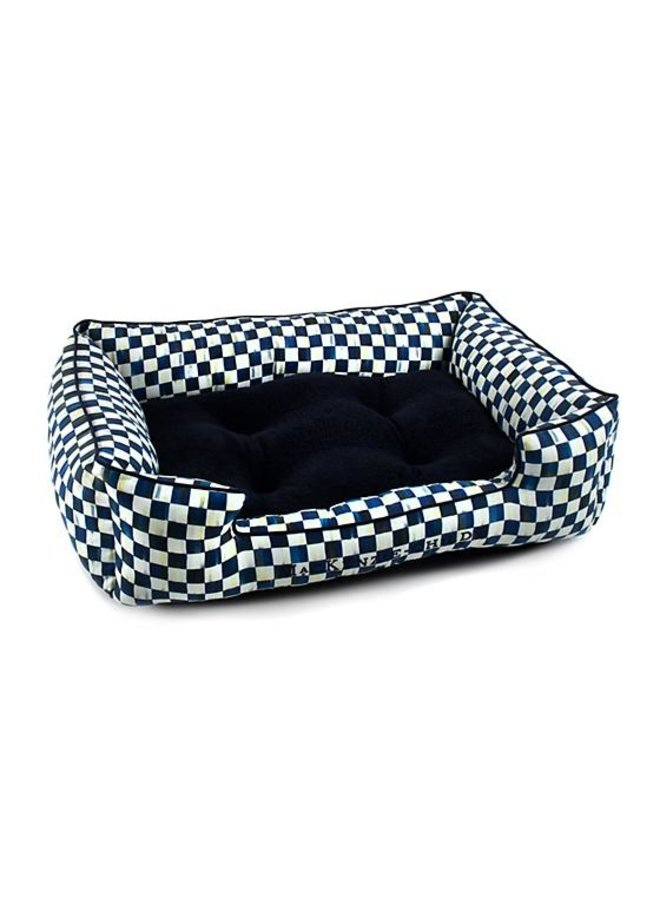 Royal Check Lulu Pet Bed - Medium