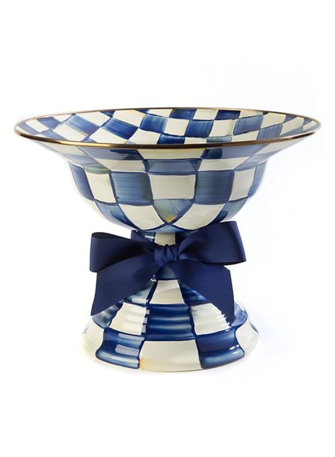 Royal Check Compote-Large