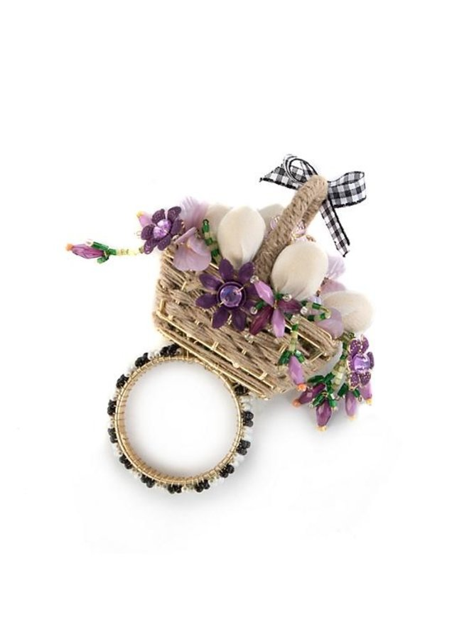 Egg Basket Napkin Ring