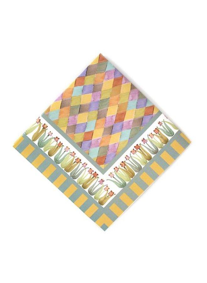 Poplar Ridge Paper Napkins - Cocktail