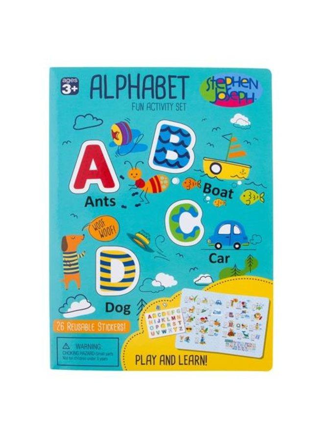 Alphabet Fun Activity Set