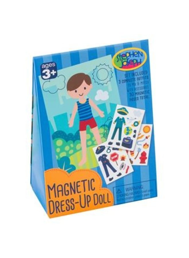 Magnetic Dress Up Doll