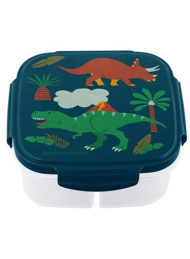 Snack Box with Ice Pack -