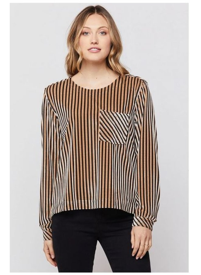 Kathleen Long Sleeve Top