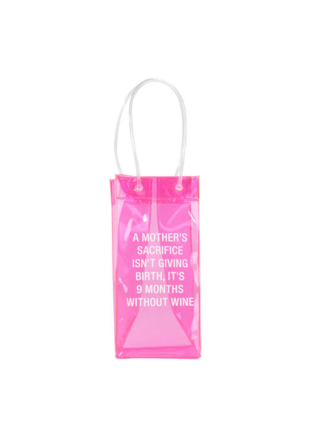 A Mother's Sacrifice Wine Tote